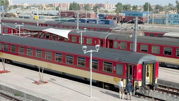 : السكة الحديد: تعديل ميعاد 5 قطارات على خط القاهرة / أسوان والعكس
