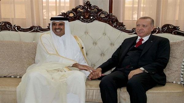 : كاتب سعودي: نظام الحمدین سلم قطر لأردوغان