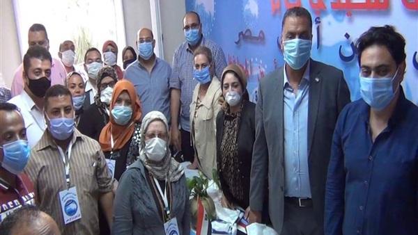 :  مستقبل وطن  إسكندرية يواصل مبادرة علاج الأيتام من ذوي الاحتياجات الخاصة مجانا