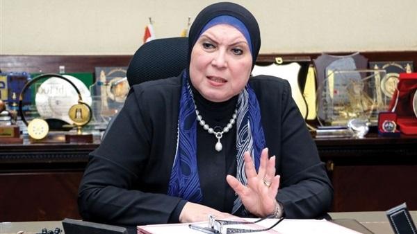 نيفين جامع وزيرة