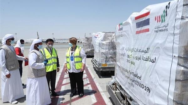 : الإمارات توفر الإمدادات الطبية لأكثر من مليون عامل بالصحة حول العالم