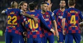 """الدوري الإسباني.. برشلونة يخشى السقوط في """"غواصات"""" فياريـال"""
