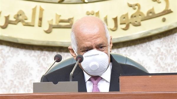 :  عبدالعال  يشكر مصطفى بكري لمساعدته النواب
