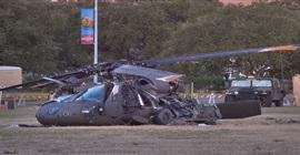 نجاة أمريكي من تحطم طائرة عسكرية بأفغانستان