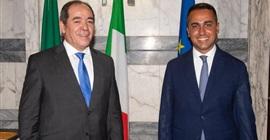 اتفاق بين الجزائر وإيطاليا لإطلاق مفاوضات ترسيم الحدود البحرية