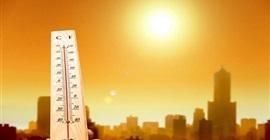 الأرصاد: طقس الغد مائل للحرارة.. والعظمى بالقاهرة 34
