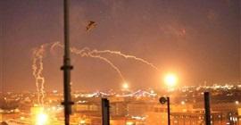 سقوط صاروخ بالمنطقة الخضراء في بغداد