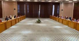 بدء جلسة وزيرة الصحة مع نظيرتها السودانية لبحث تعزيز التعاون المشترك