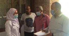تعافى وخروج 269 حالة من مصابي فيروس كورونا بمستشفى حميات قنا
