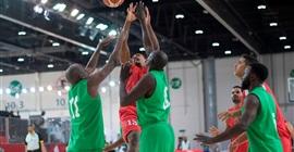 انطلاق الدورة التدريبية لكرة السلة للأولمبياد الخاص