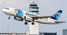 اليوم.. مصر للطيران تسير 47 رحلة جوية تقل 5400 راكب