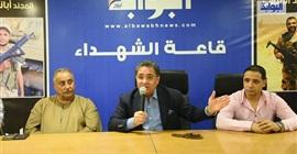 عبد الرحيم على لأهالي الجيزة: أعطوا أصواتكم لمن يعبر عنكم
