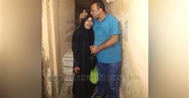 بالفيديو.. عبد الرحيم علي ينقذ أسرة من التشرد في الجيزة
