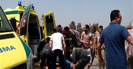 إصابة 6 عمال في حادث تصادم بالطريق الإقليمي بالشرقية