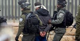 الاحتلال الإسرائيلى يعتقل 19 فلسطينيا من الضفة الغربية