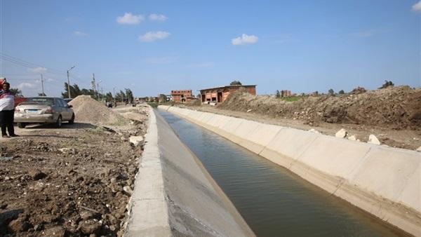 مدير ري بني سويف: تبطين الترع يساهم في تقليل إهدار المياه