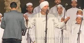 محمود التهامي: مصر رائدة في مجال الإنشاد الديني