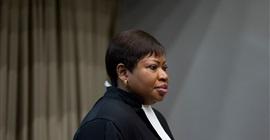 مدعية المحكمة الجنائية الدولية تطلب فتح تحقيق بجرائم حرب في أوكرانيا