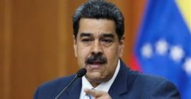 مادورو يرسل شحنة طارئة من الأكسجين إلى البرازيل