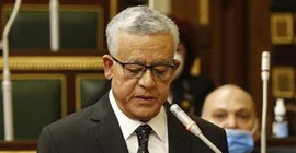 """رئيس الشيوخ يهنئ """"جبالي"""" ويستقبل أمين جامعة الدول العربية"""