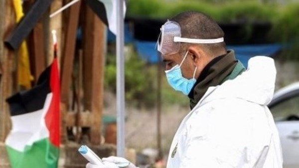 فلسطين تسجل 533 إصابة جديدة بكورونا