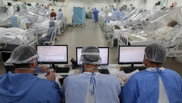 كورونا في البرازيل.. تسجيل 61811 إصابة جديدة