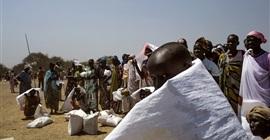 تقرير يدعو لسرعة التحرك إزاء الوضع الإنساني بجنوب السودان