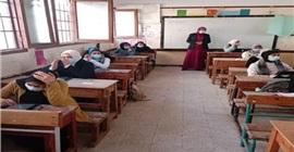 غدا.. 5856 طالبا يؤدون امتحان الصف الثاني الثانوي بأسوان