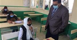 اليوم.. طلاب أولى ثانوي يؤدون الامتحانات بجنوب سيناء