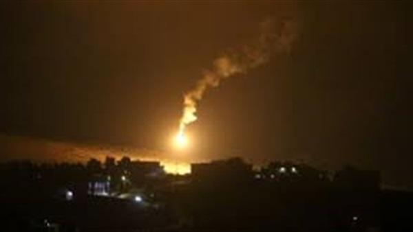 الدفاعات الجوية السورية تتصدى لهجوم إسرائيلي على ريف دمشق