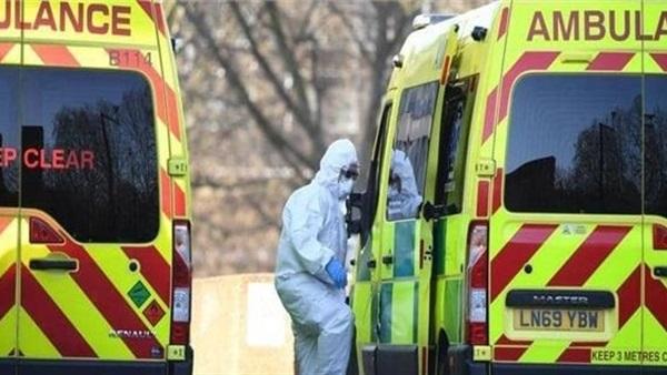 المملكة المتحدة تسجل 2445 إصابة جديدة بفيروس كورونا