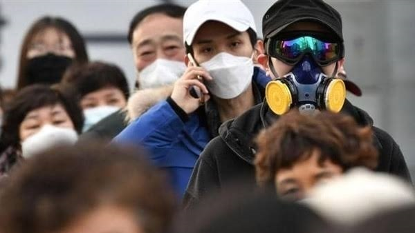 كورونا في كوريا الجنوبية.. 541 إصابة جديدة