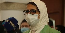 وزيرة الصحة تعلن اسم اللقاح المصري لفيروس كورونا