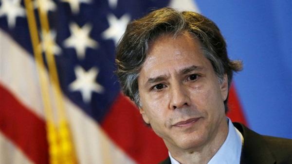 وزير الخارجية الأمريكي يطلب من الرئيس الفلسطيني التهدئة