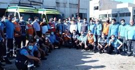 استعدادات بمستشفيات شمال سيناء لاستقبال المصابين الفلسطينيين
