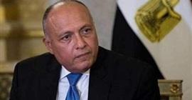 وزير الخارجية يبحث مع نظيره التونسي إنهاء الهجوم الإسرائيلي