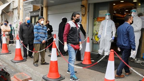 لبنان تسجل 580 إصابة جديدة بفيروس كورونا