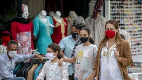 تونس تسجل 720 إصابة جديدة بفيروس كورونا