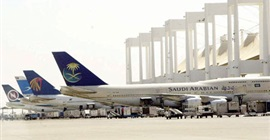 القاهرة تستقبل أول رحلة طيران سعودية من مطار حائل الدولي