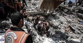 ارتفاع حصيلة العدوان الإسرائيلي على غزة إلى 212 شهيدا