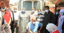 صحة كفر الشيخ: 25 ألف مواطن حصلوا على لقاح كورونا
