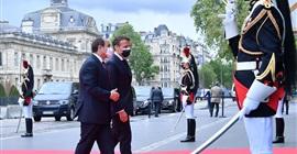 الوفد: زيارة الرئيس لفرنسا تؤكد على دور مصر الريادي الإقليمي والعربي