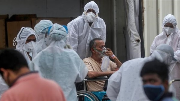 كورونا في الهند.. الإصابات تتجاوز 25 مليون حالة