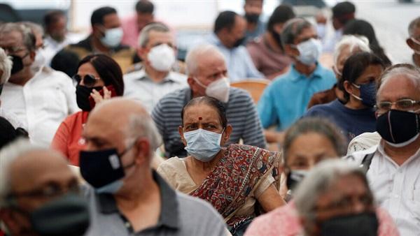 كورونا في الهند.. 259 ألفا و269 إصابة جديدة