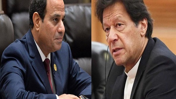 رئيس وزراء باكستان يؤكد تقدير بلاده لجهود مصر في وقف إطلاق النار بقطاع غزة