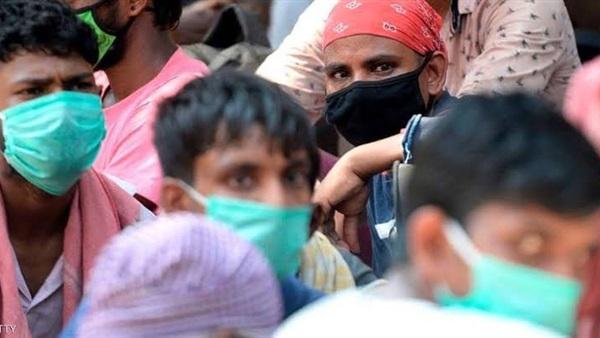 الهند تسجل أكثر 179 ألف إصابة جديدة بكورونا