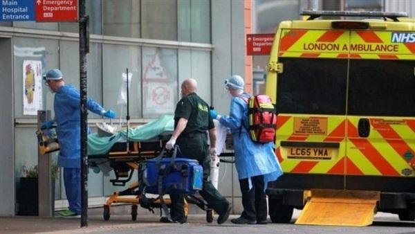 كورونا في المملكة المتحدة.. 3240 إصابة جديدة