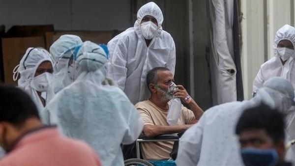 كورونا في الهند.. 121476 إصابة جديدة