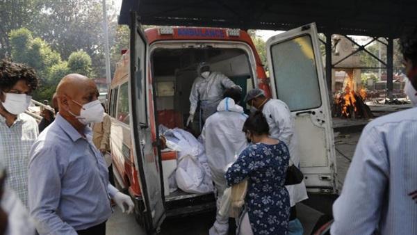كورونا في الهند.. 6148 وفاة خلال 24 ساعة