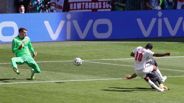 البوابة نيوز: يورو 2020.. رحيم سترلينج يمنح إنجلترا التقدم أمام كرواتيا